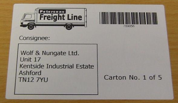 Pallet Labels,Pallet Labels with 1D Barcodes
